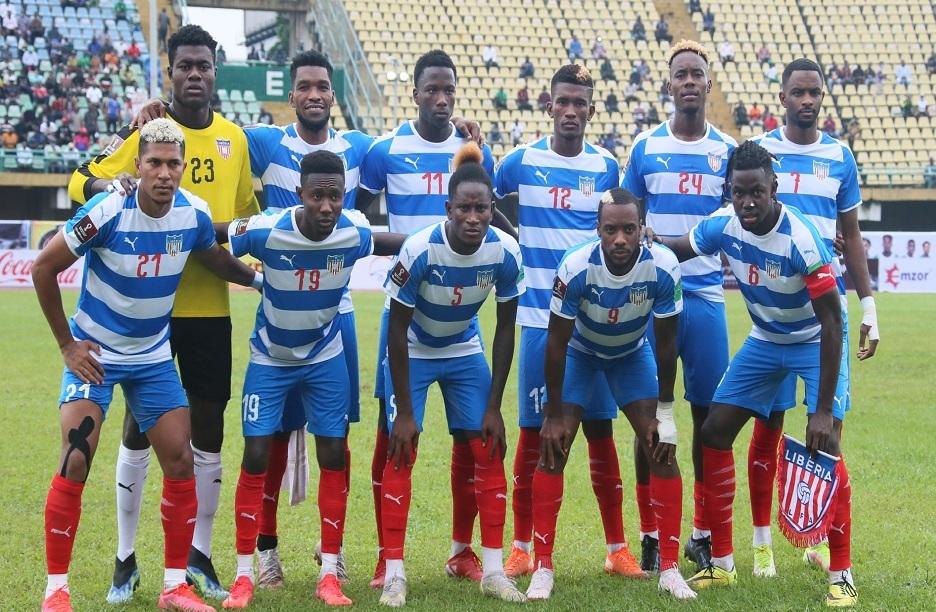 ليبيريا تفوز على إفريقيا الوسطى في تصفيات كأس العالم