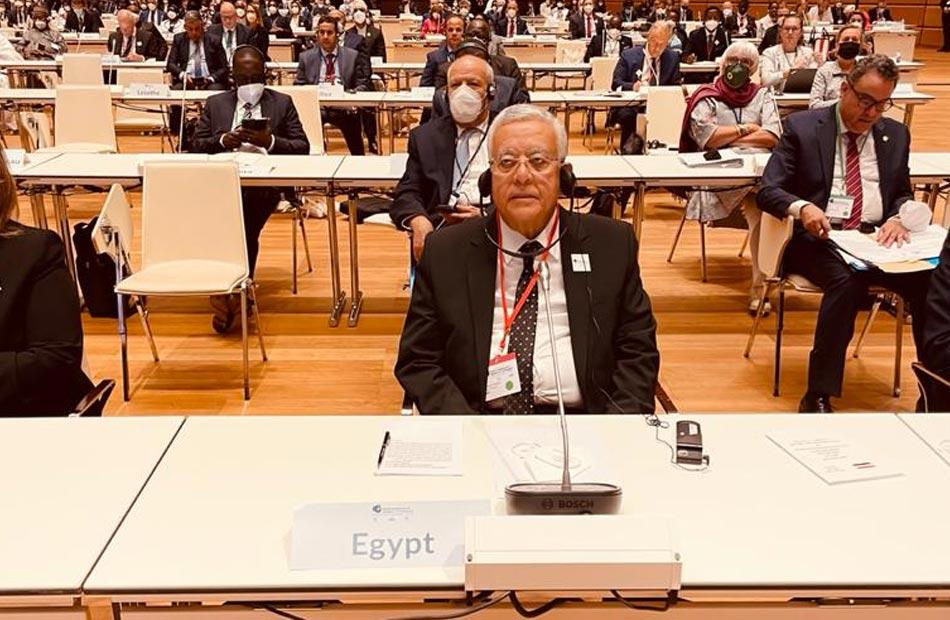 المؤتمر العالمي الخامس لرؤساء البرلمانات يختتم أعماله في النمسا بحضور مصري بارز وفاعل
