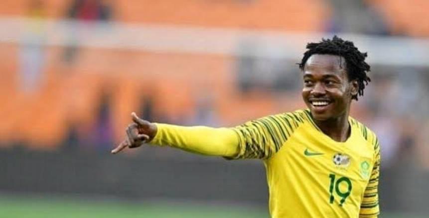 مدرب منتخب جنوب إفريقيا يوضح أسباب عدم انضمام بيرسي تاو