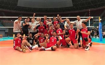 منتخب-مصر-للكرة-الطائرة-يتأهل-رسميًا-لبطولة-العالم