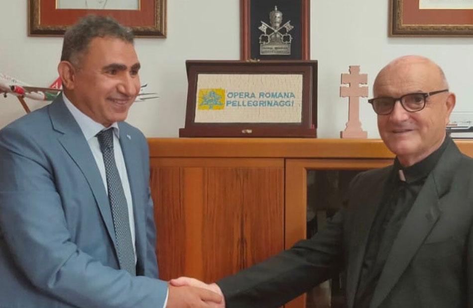 مدير أوبرا رومانا ضم مسار العائلة المقدسة لبرامج السياحة الدينية للمسارات المعترف بها من الفاتيكان