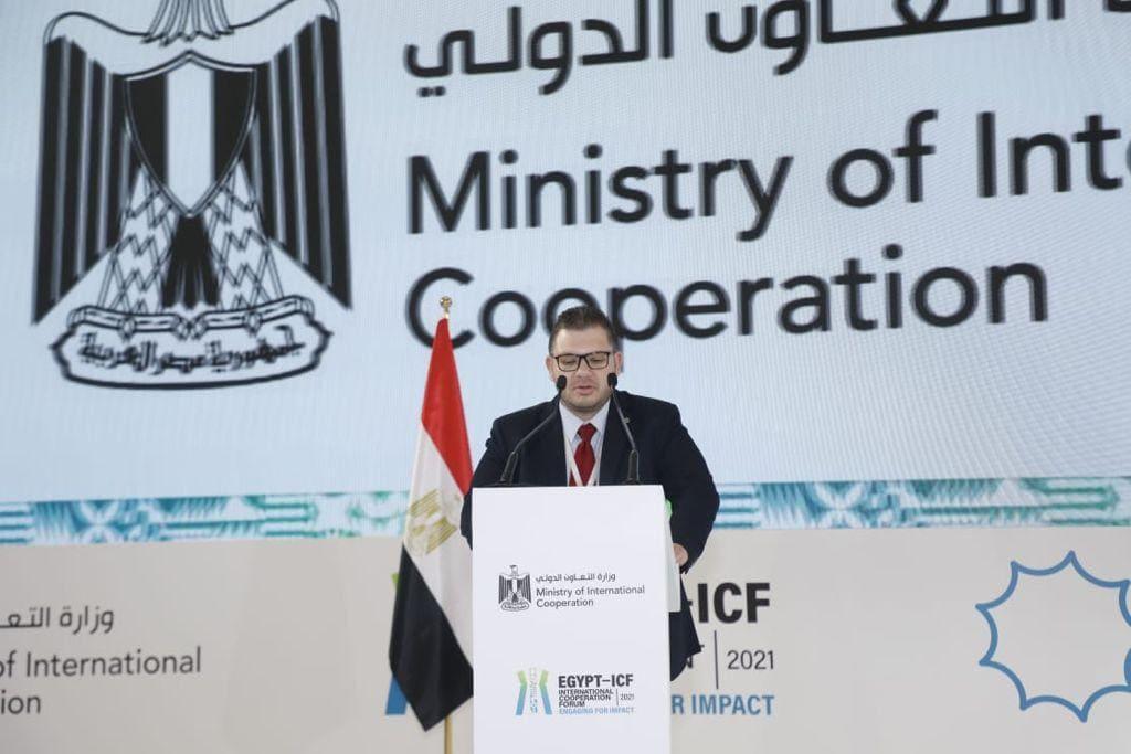 محمد الحصري دول العالم تشيد بجهود مصر في تحقيق التنمية المستدامة