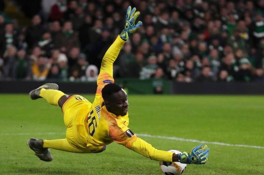 تقارير حارس تشيلسي المرشح الأقرب للفوز بـ أفضل لاعب إفريقي  لعام   ومحمد صلاح في المركز الثالث