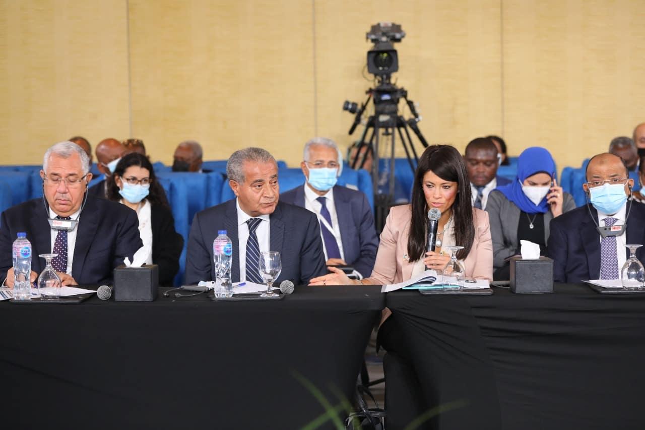 الكونغو تدعو مصر لمساعدتها في التنمية خلال منتدى مصر للتعاون الدولي