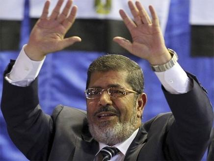 قضية اليوم يكتبها : أحمد البرى.. الرئيس محمد مرسى