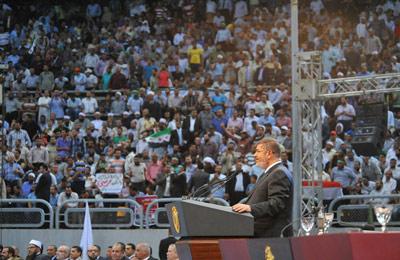 قضية اليوم يكتبها : أحمد البرى .. حركة المحافظين والإستعراض الجديد !