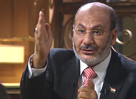 قضية اليوم يكتبها : أحمد البرى .. تهديدات صفوت حجازى !