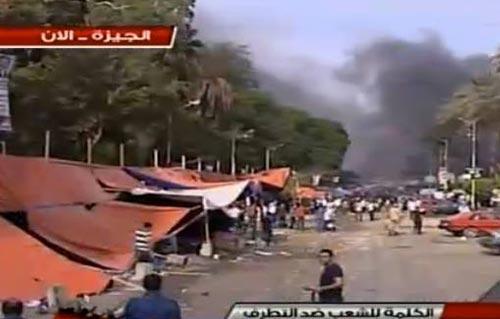 قضية اليوم يكتبها : أحمد البرى .. أسرار من اعتصامى رابعة والنهضة !