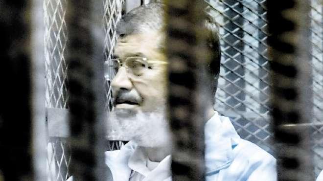 قضية اليوم يكتبها : أحمد البرى .... أوهـام محمد مرسى !