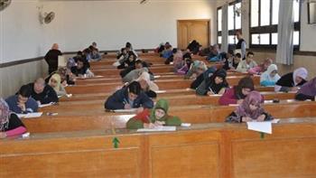 تحويل الطلاب الغشاشين لمجلس تأديب بجامعة حلوان.. و40 حالة حتى الآن