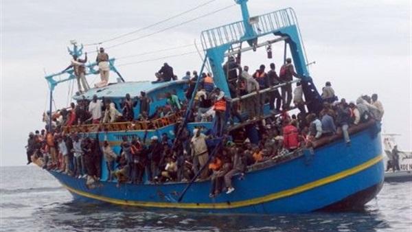 قضية اليوم يكتبها : أحمـد البـرى .... بوابة الهجرة غير الشرعية !